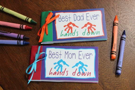 Coupon Book. Best Mom / Dad Ever. PDF Instant By PrintsofLife
