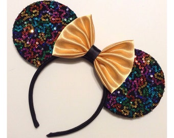World Of Color Mouse Ears