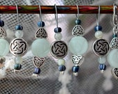 Standing Stones Knitting Stitch Markers