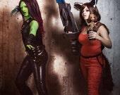 Intergalactic Misfits print.