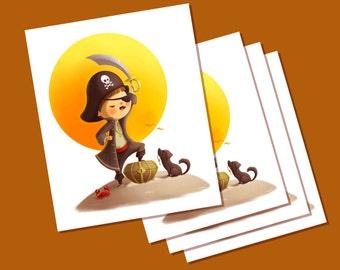 Pirate Cardset