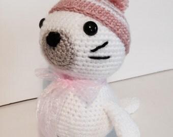 Amigurumi Sammy The Seal : Wasabi the Bunny Crochet Amigurumi Bunny by ...