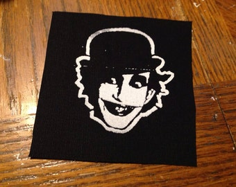 The Adicts Face Punk Patch