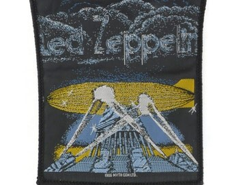 LED ZEPPELIN Patch Vintage