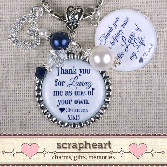 Thank You Gift for Stepmom from New Couple, Stepmom of the Bride Gift ...