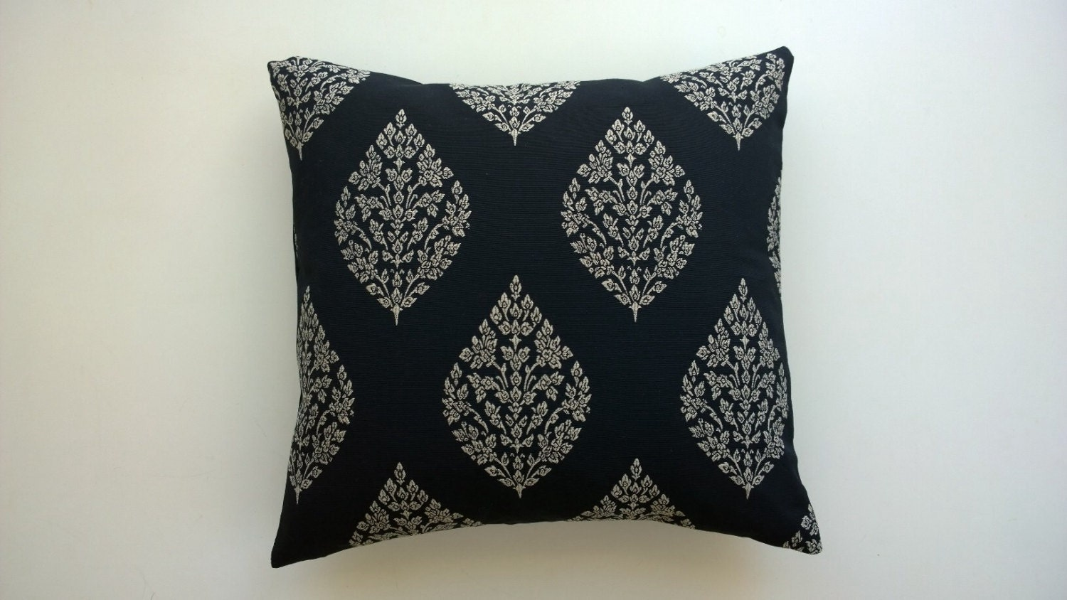 Black pillow cover sale decorative pillow 16x16 18x18
