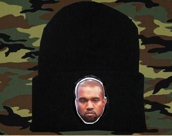 Kanye West beanie