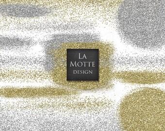 Glitter clipart gold glitter silver glitter clip art blog clipart  brush stokes glitter dots glitter confetti clipart high res 14 pngs