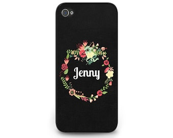 Personalized iPhone 4s Phone Case - Personalized phone case iphone 4s -  iPhone 4s Case - Personalized Phone Case