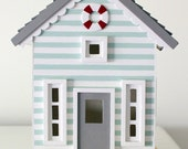 Casita Night Light - Beach Hut - Handmade. NOW AVAILABLE!