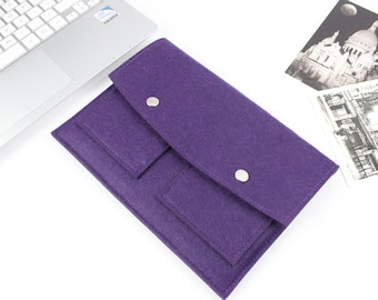 "Felt Macbook Pro 15.4"" sleeve, Macbook 15"" sleeve, Macbook 15.4"" case, Macbook Pro Case, Macbook Pro 15.4, laptop case, Laptop sleeve SJ315"
