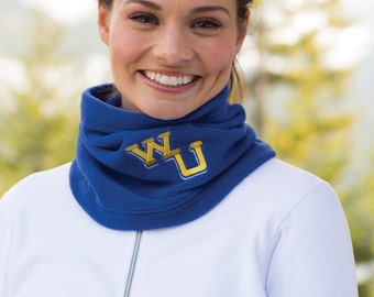 Monogrammed/Personalized Fleece Neck Gaiter/Neck Warmer for chilly days!