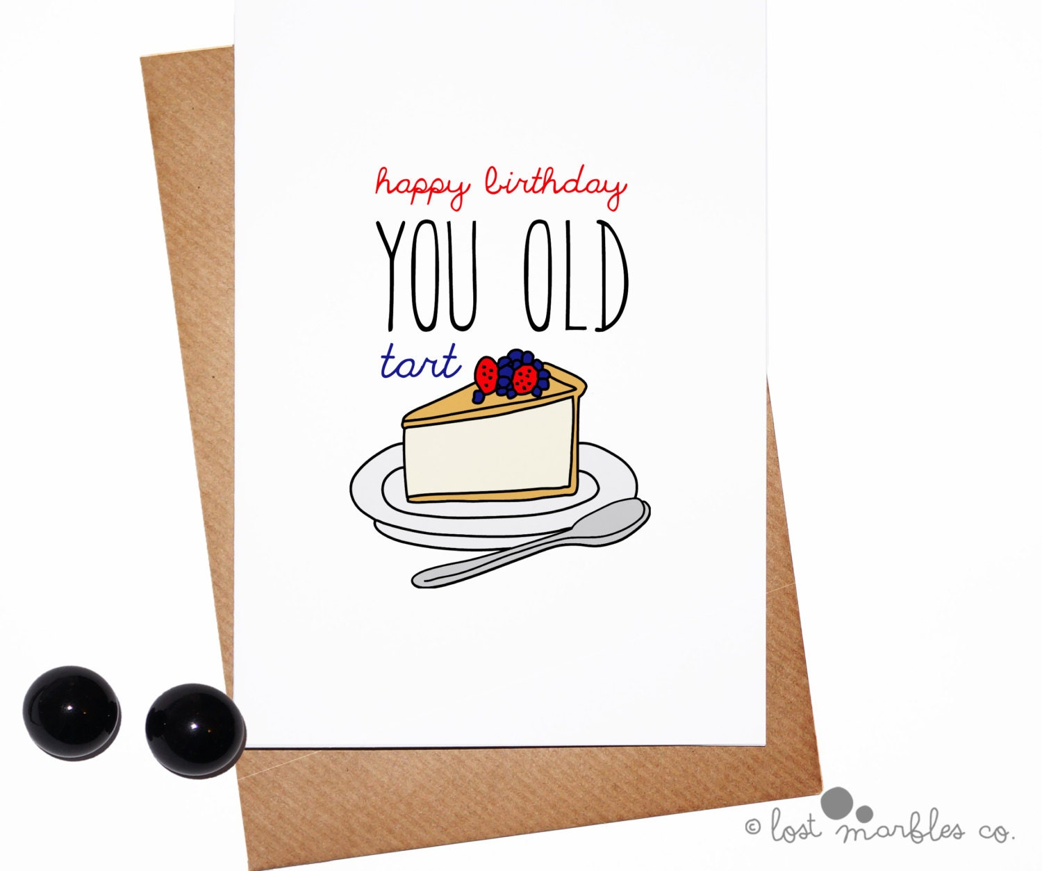 Funny Birthday Card For Her Happy Birthday You By