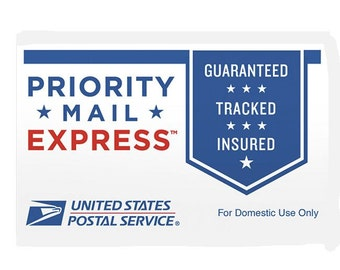 EXPRESS SHIPPING for ONE Boob Scarf, usps add on Express shipping for usa domestic destinations, Get It Fast, 1-3 days transit