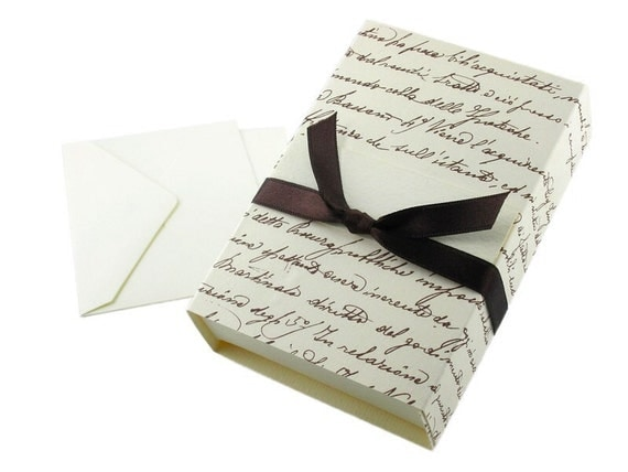Calligraphy Theme Jewelry Gift Box Made With By Dressyourgift