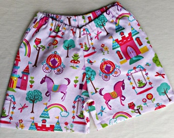 Fairy Tale Shorts, 12 months