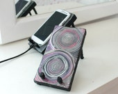 Phone Stand Docking Station, IPhone 6, IPhone5, Samsung Galaxy S3, S4, S5, android dock