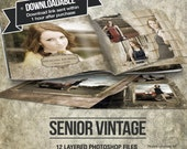 Vintage Senior Photo Book...