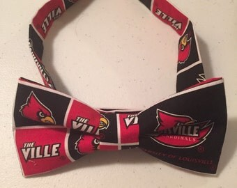 University of Louisville Bow Tie