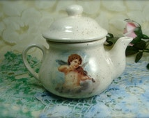 Popular Items For Angel Teapot On Etsy