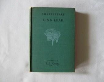 King Lear, 1940 Edition