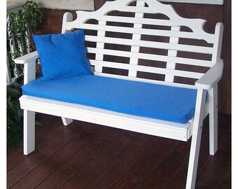Recycled Plastic Marlboro 4ft. Garden Bench