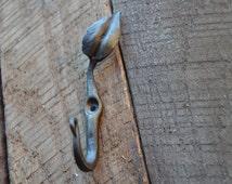 Small Wall Hook,W/leaf