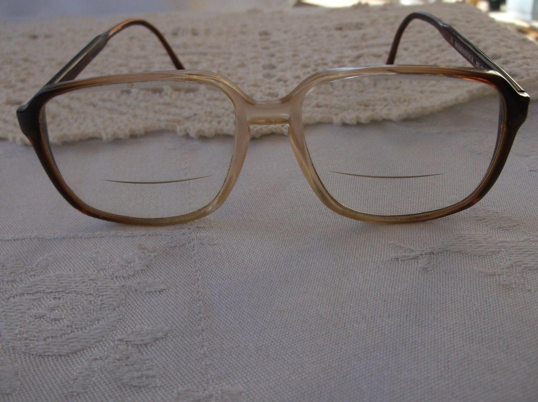 vintage 1960 s 1970 s rodenstock eyeglasses large