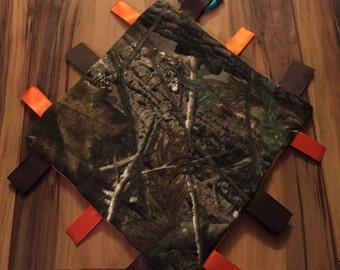 Realtree Camo Sensory Blanket