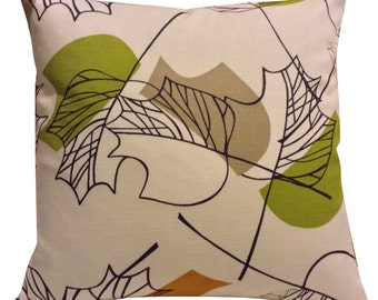Sanderson Maple Autumn Cushion Cover