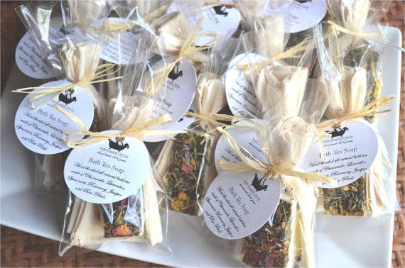 Bath tea soap tea favors bridal shower favors tea party for Cheap party ideas for adults
