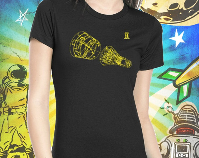 Project Gemini Capsule / Women's T-Shirt