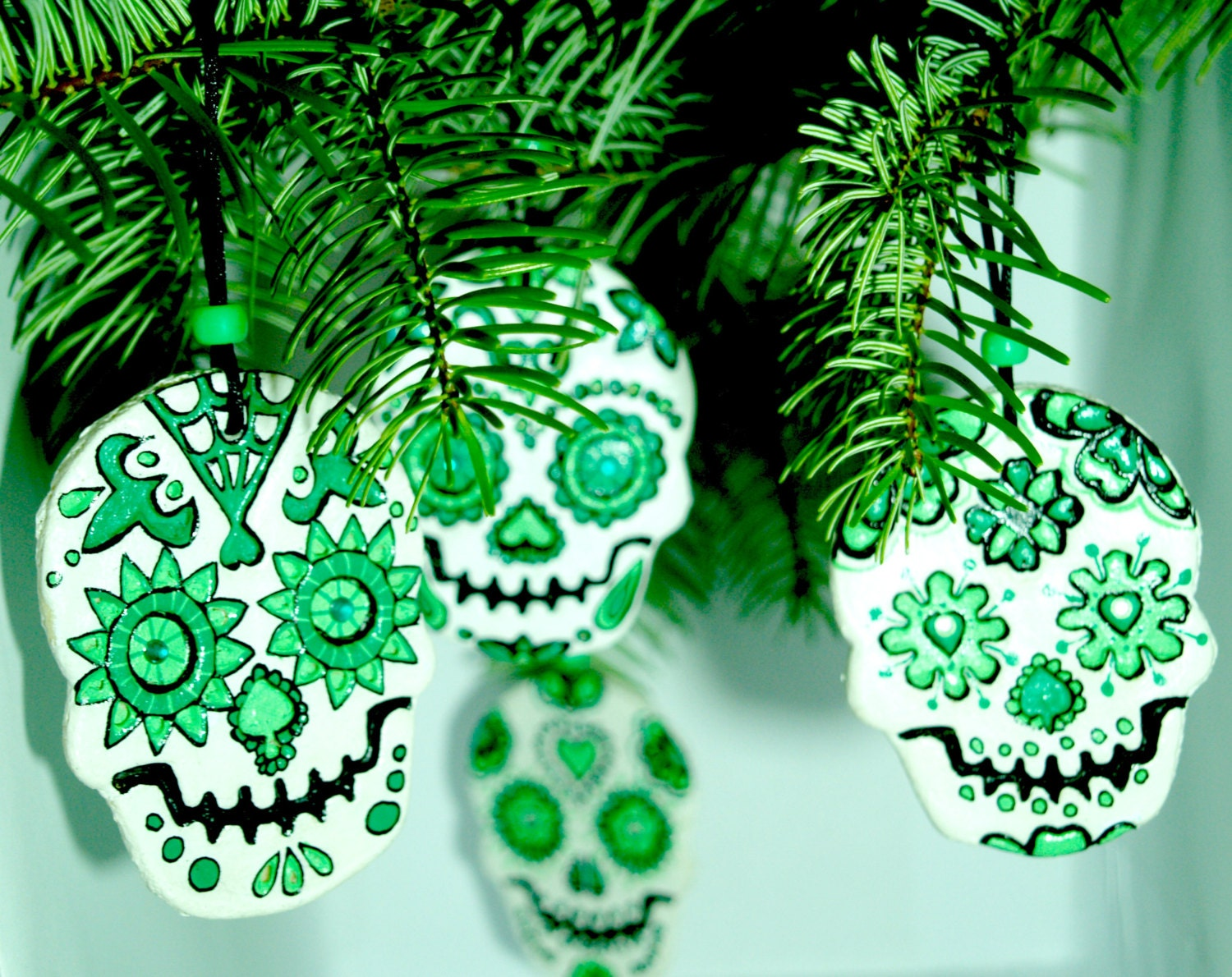 Traditional mexican christmas decorations -  Zoom