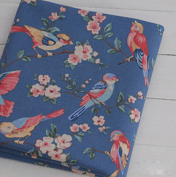 floral patterned canvas fabric - photo #19
