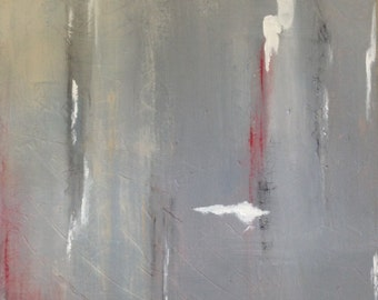 Original Abstract Painting, Acrylic, Textured, Ready to Hang