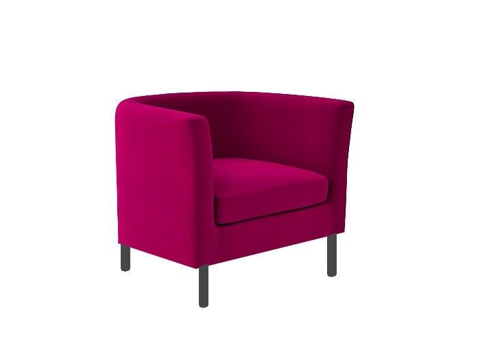 housse pour la chaise ikea solsta olarp. Black Bedroom Furniture Sets. Home Design Ideas