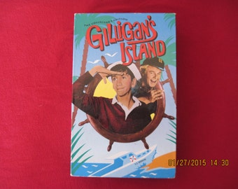 Gilligan's Island VHS Tape The Collector's Edition