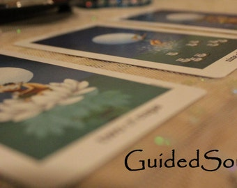 3 Card Tarot Reading for Specific Question/Situation- Picture and Reading Delivered to your Email