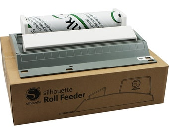 Silhouette ROLL FEEDER For Cameo and Portrait Machines - A 39.99 Value