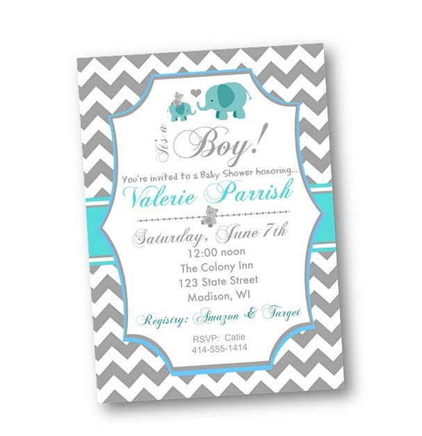 Twin Baby Shower Invitation Templates is nice invitations ideas