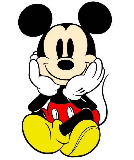 mickey mouse cut s - photo #4