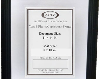 NCM Black 11x14 Picture Frame