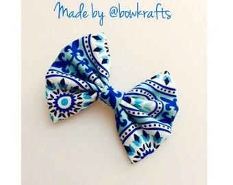 Mandalas hair bows