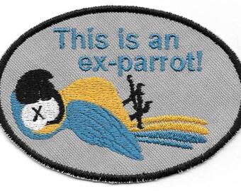 Monty Python Ex-Parrot, Dead Parrot Patch