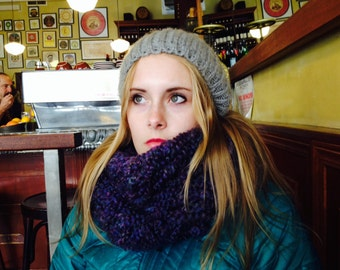 Double Wrap Infinity Scarves