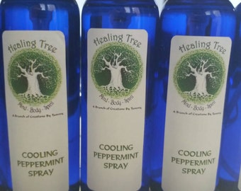 Cooling Peppermint Spray - now on special 2 for 10.  Shipping discount too. Use code COOLSUMMER