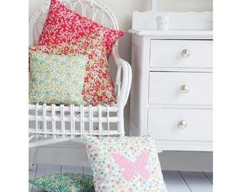 Holly Scatter Cushions Sewing Pattern Download (803913)