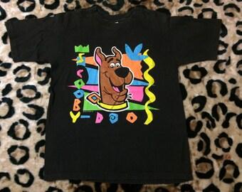 Vtg 90s Medium SCOOBY DOO Shirt