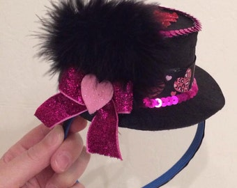 Decorative Hat Made to match any theme or style. Please specify when ordering.