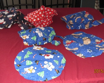 LOT of Scrub Hats for Operating Room Nurse or Chemo Hat to Brighten Your Day!!